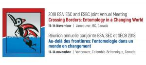 2018 ESA ESC ESBC Joint Meeting Logo